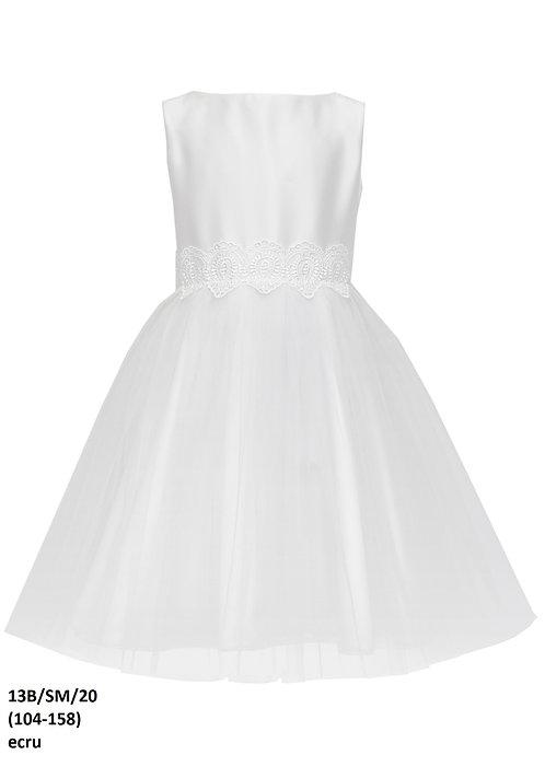 Kleid weiß (13b/SM/20)