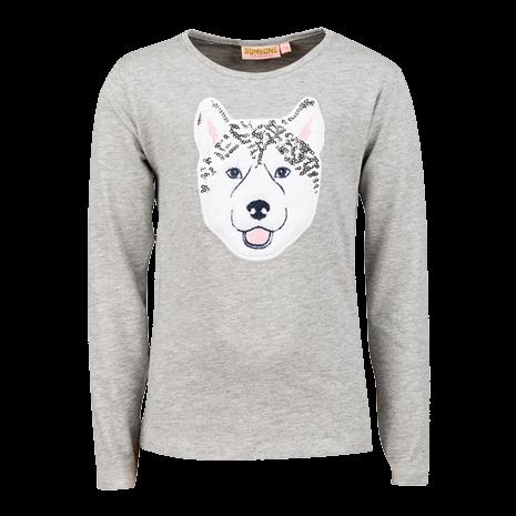 Langarm Shirt husky