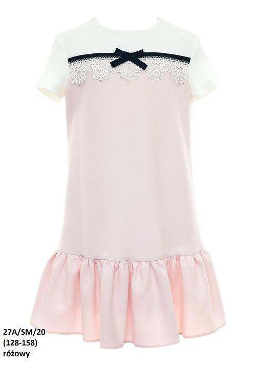 Kleid rosa (27a/SM/20)