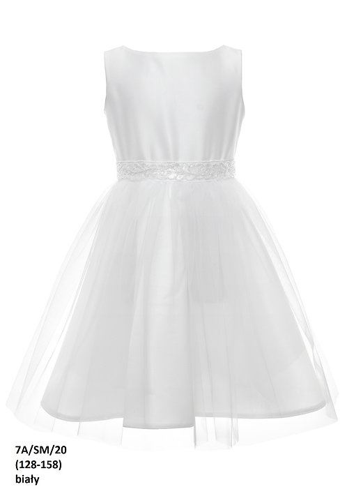 Kleid weiß (7a/SM/20)