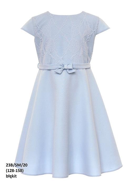 Kleid blau (23a/SM/20)