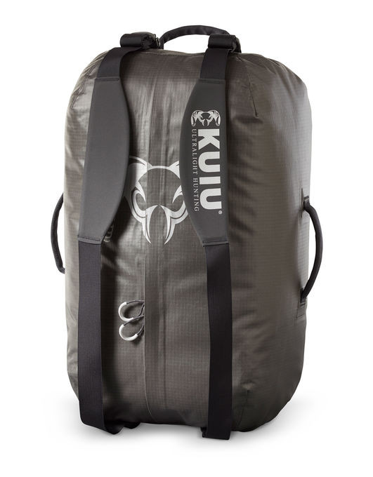 KUIU TAKU Gear Bags offer durable, water resistant, and lightweight protection for transporting gear to your hunt destination.
