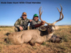 mule deer with chad .jpg