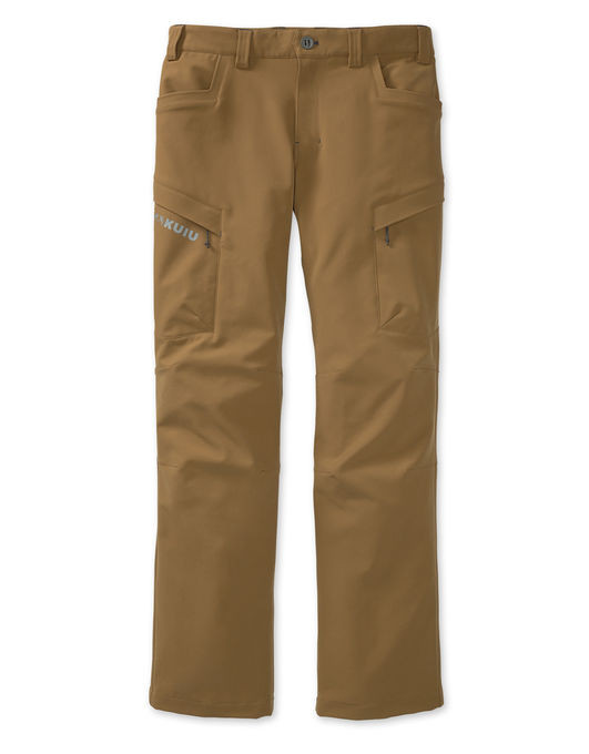 Made for the mountains, these are known for their combination of comfort, durability, and simplicity. This is our best-selling and most versatile pant, ideal for use on hunts where a wide temperature range can be expected. The pant to own if you only own one.