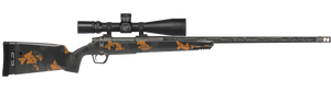 The Magnus-Gen II Takes on a Whole New Meaning  Long range hunting and shooting has pushed the boundaries of equipment performance. The industry has moved past repurposing production rifles. The consumer is educated and willing to pay for products with special performance. With the second generation Magnus design, we significantly improved from previous models, lighter, stronger and with additional features and adjustability. The ultimate do-all stock for long range hunting and shooting.