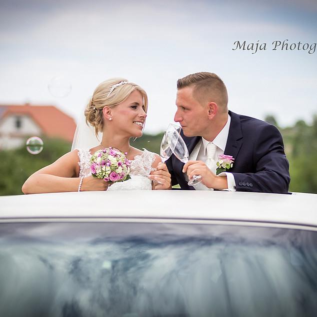 IRIS & THOMAS Hochzeitsfotografie