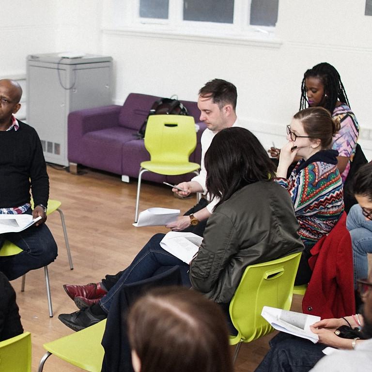 Volunteering - Dialogue by Design