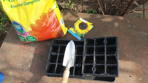 Getting people involved in gardening from a young age