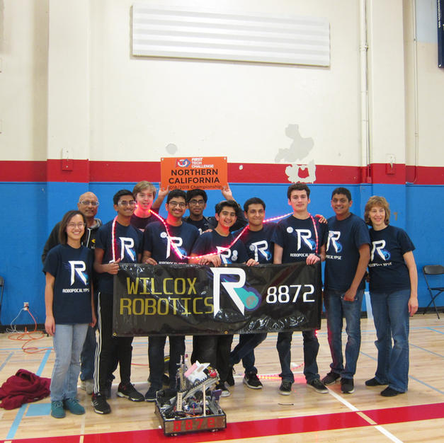 Wilcox_Robotics Tournament