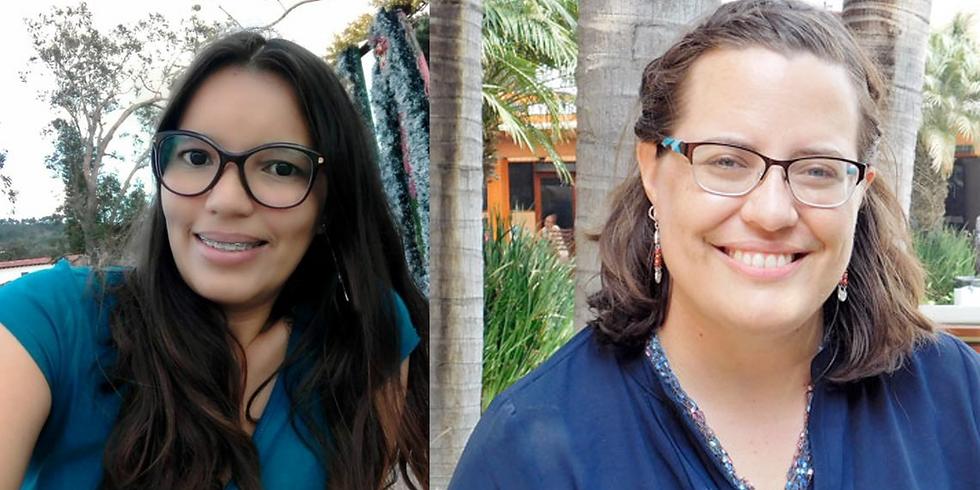 A Conversation with Dori Hjalmarson and Irene Betzabe Reyes Rivera