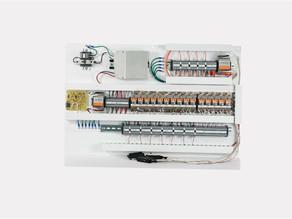 Hard Door Control Relay Panel