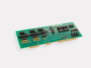 Small Control Logic Board