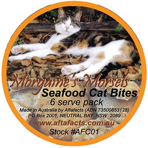 Seafood Cat Bites - 6 pack