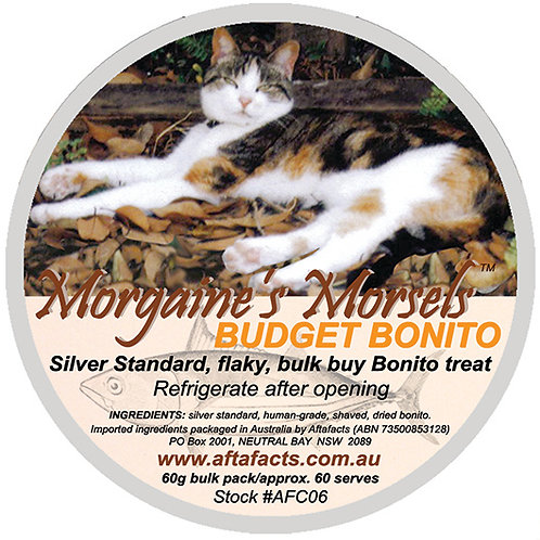 Budget Shaved Bonito Treat