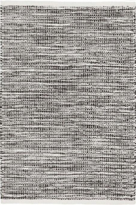 Black Tideline Rug