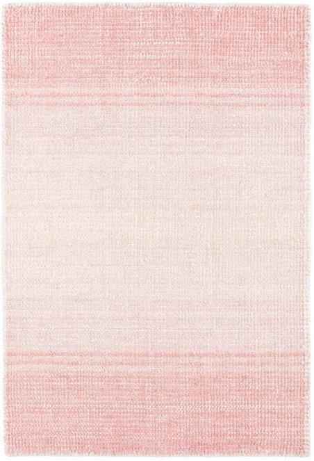 Pandora Pink Loom Knotted Rug