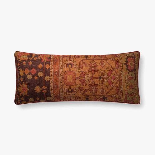 Rust Long Pillow