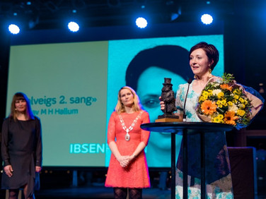 Solveigs 2. sang av M.H. Hallum vant Ibsen-prisen 2018