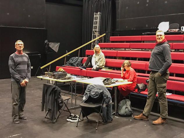 Første workshopsamling i november 2019