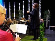 Regissøren spiller obo