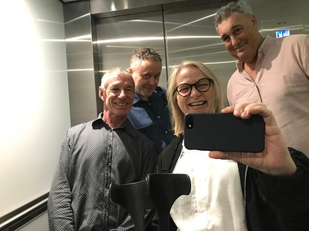 Etter nok et vellykket og informativt møte i Sydney