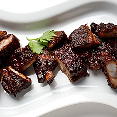 Baked Spare Ribs ©, 2pc