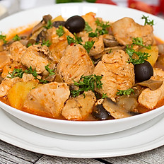 Chicken Guisado