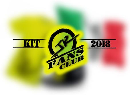 30 KIT JR FANS CLUB IN REGALO 💥