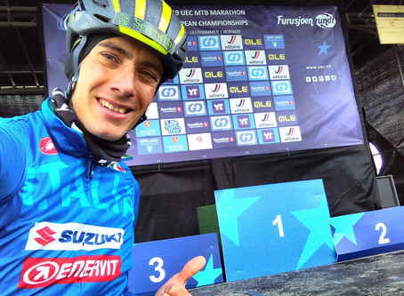 Campionato Europeo Marathon – La mia medaglia🏅