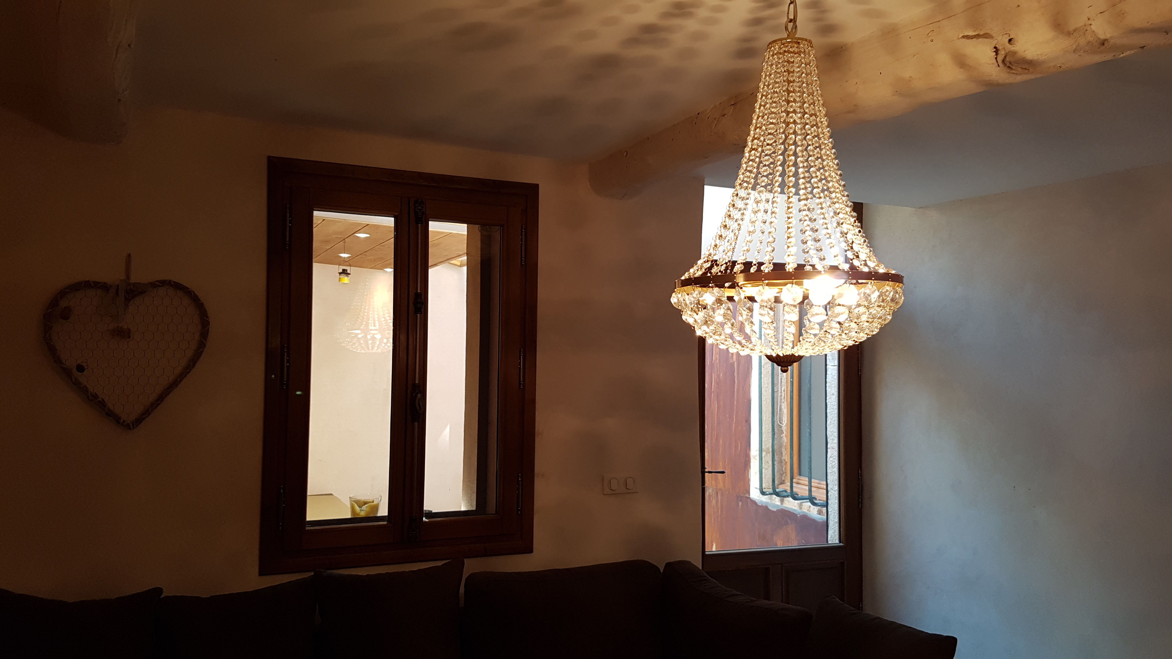 Fenêtre et porte en Pin sylvestre