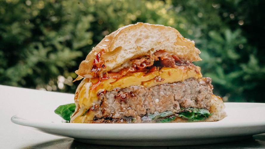 Burger im Cafe 31