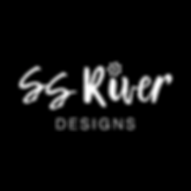 SS River Designs Logo black b ground.png