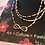 Thumbnail: Heritage Colour Seed Bead Necklace - Mixed