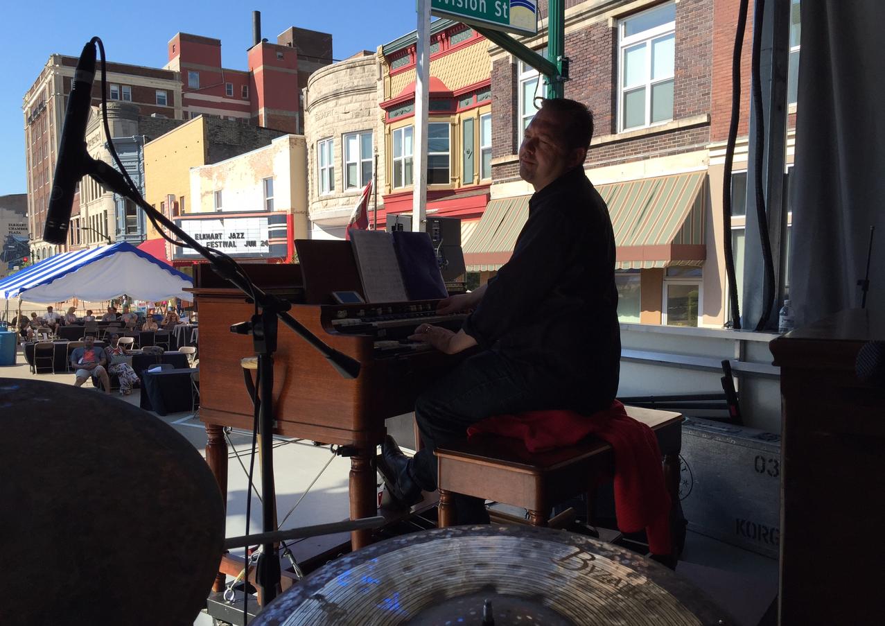 Pat Bianchi on Hammond B3