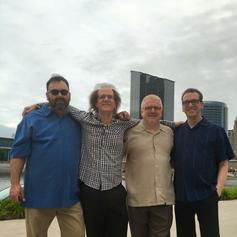 David w/ Bill Boris, Mike Frost, & Steve Frost