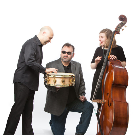 Tom Vaitsas, David Hilliker, Katie Ernst