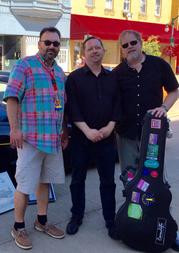 David Hilliker, Pat Bianchi, Dave Stryker