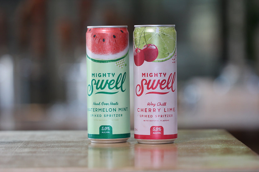 Mighty Swell Hard Seltzer