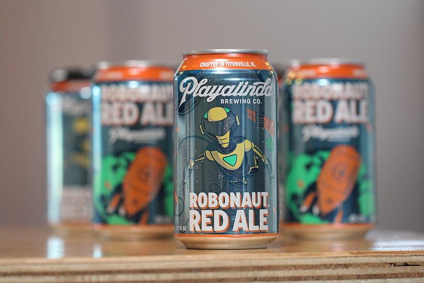Robonaut Red Ale
