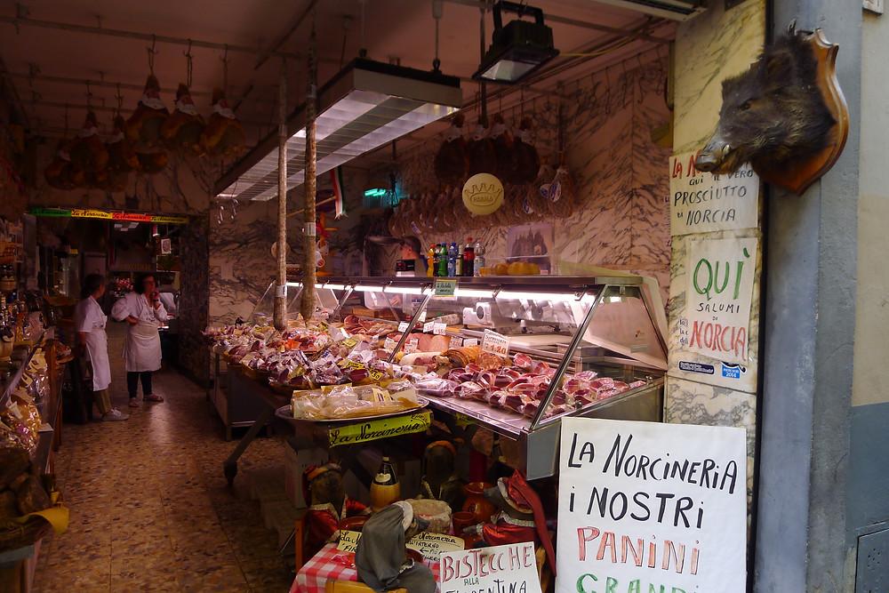 Salumeria In Florence