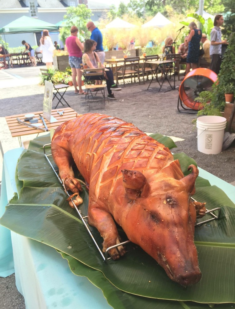 La Caja China Roasted Whole Hog