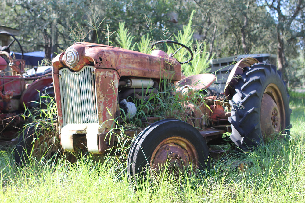 1956 Ford Tractor