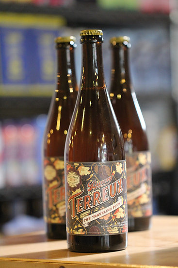 The Bruery Terreux The Traveling Plum Ale