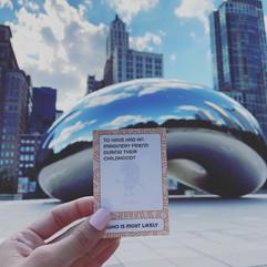 Taken at Millennium Park in Chicago U.S.A
