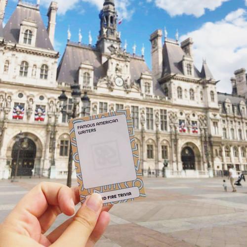 Taken in Paris, France