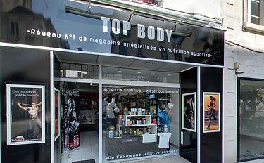 top body orléans
