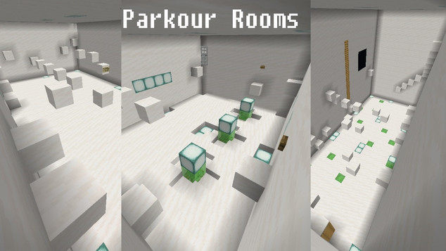 Parkour Rooms