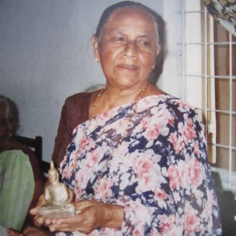 Mrs Derbie Panditha Gunawardena