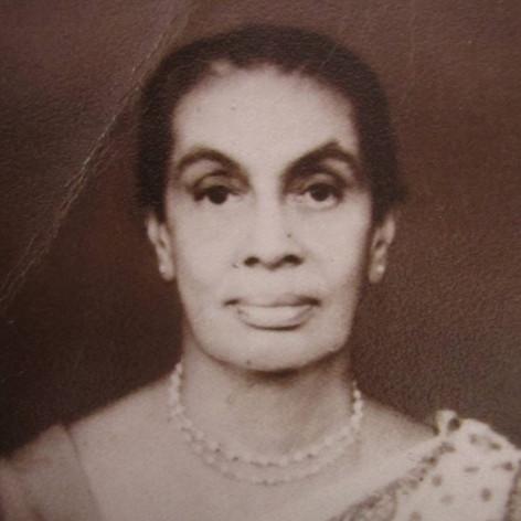 Mrs Sushila Samaranayake