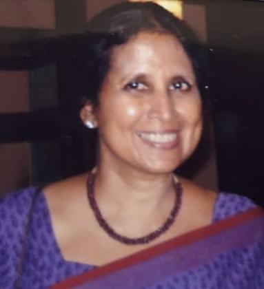 Mrs Savitri Peiris